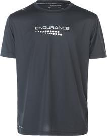 Endurance Bohol T-Paita, Black 12 vuotta