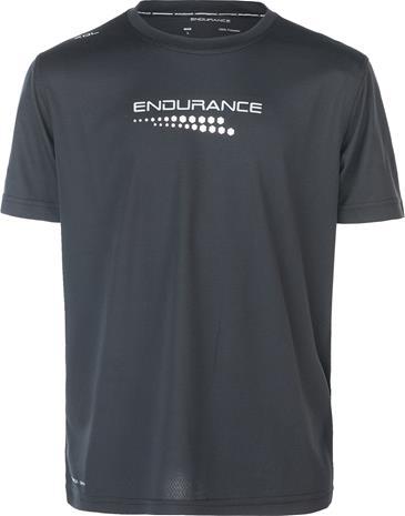 Endurance Bohol T-Paita, Black 6 vuotta