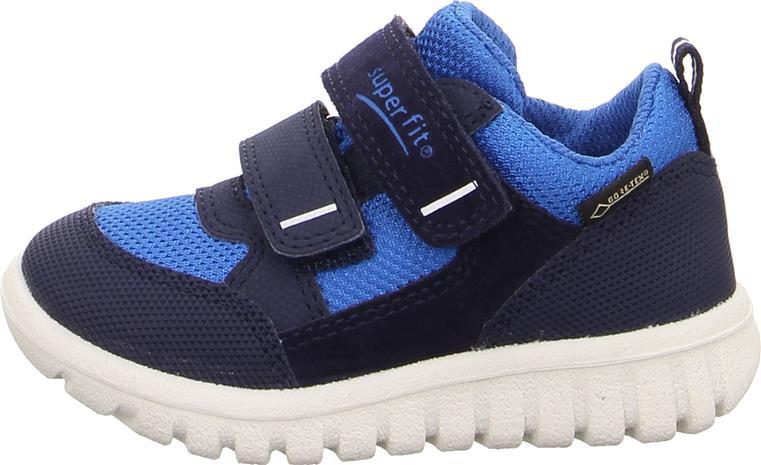 Superfit Sport7 Mini Tennarit, Blue 25