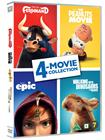 Ferdinand / Peanuts Movie / Epic / Walking with Dinosaurs: 4-Movie Collection, elokuva