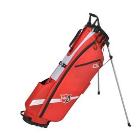 Wilson Staff Quiver Red Carry Bag