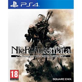 NieR: Automata Game of the YoRHa Edition, PS4-peli