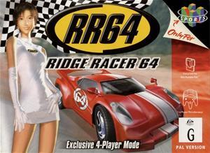 Ridge Racer 64, Nintendo 64 -peli
