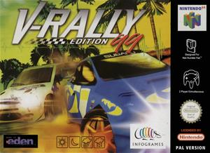 V-Rally Edition '99, Nintendo 64 -peli
