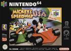 Mickey's Speedway USA, Nintendo 64 -peli