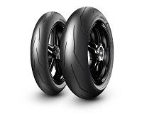 Pirelli Diablo Supercorsa V3 ( 190/55 ZR17 TL (75W) takapyörä, M/C )