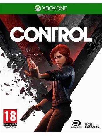 Control, Xbox One -peli