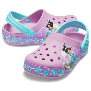 Crocs Fun Lab Princess Jasmine Band Clog * Ilmainen Toimitus *