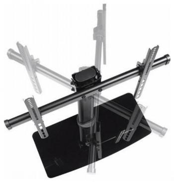 """Mozi LDT03-07LT, kääntyvä tv-pöytäteline 32-70"""", max 40 kg"""