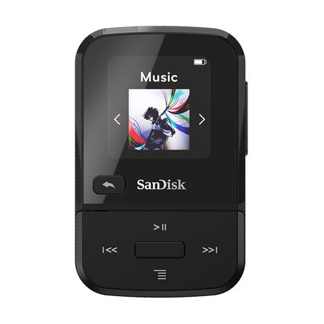 Clip Sport Go 16GB, MP3-soitin