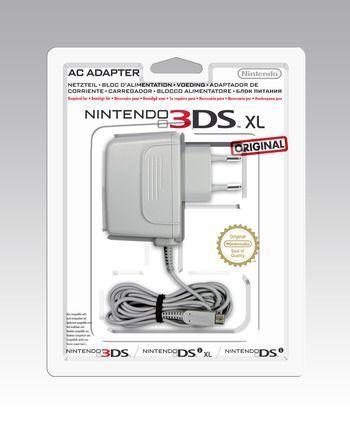 Nintendo DS/DSi/3DS/3DS XL -laturi