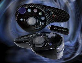 SplitFish Dual SFX Evolution Wireless, PS3/PC -ohjain