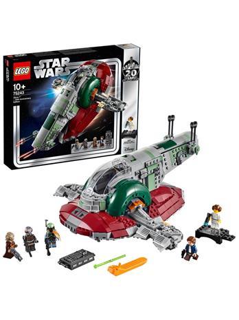 Lego Star Wars 75243, Slave I - 20-vuotisjuhlaversio (20th Anniversary)