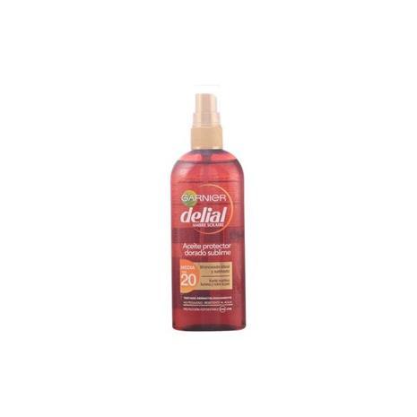 Protective Oil Delial SPF 20 150 ml