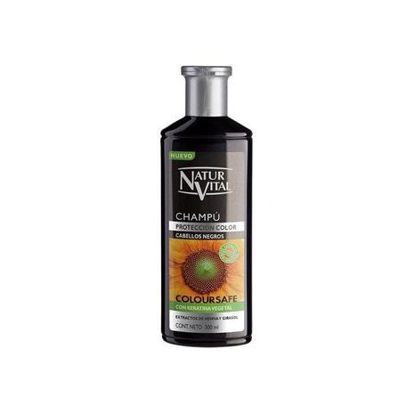 Colour Revitalizing Shampoo Naturaleza y Vida 300 ml