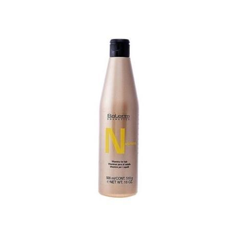 Nourishing Shampoo Nutrient Salerm 250 ml