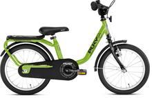 """Puky Z 6 Lapset lasten polkupyörä 16"""""""" , vihreä/musta"""