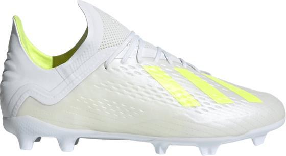 Adidas X 18,1 FG J FTWWHT/SYELLO/FTWW