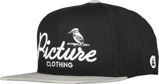 Picture MARTIN CAP BLACK BLACK