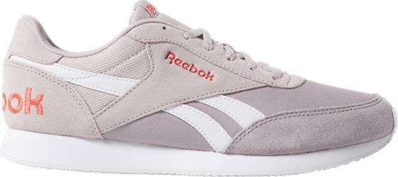 Reebok W REEBOK ROYAL CL JOGGER 2 LILAC FOG/ASH/RED/