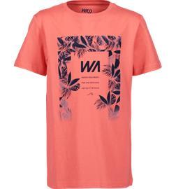 Warp J GRAPHIC TEE CORALL/WA