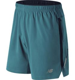 New Balance M IMPACT 7IN SHORT DKNEPTNE