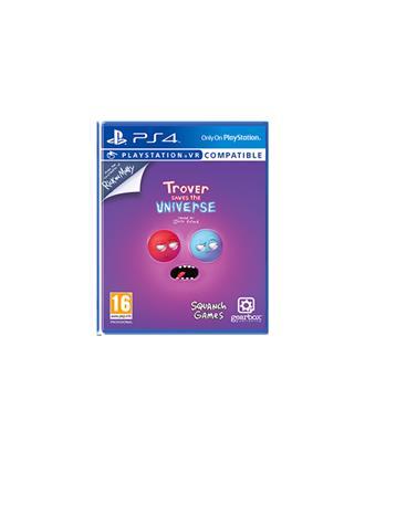 Trover Saves the Universe, PS4 VR -peli