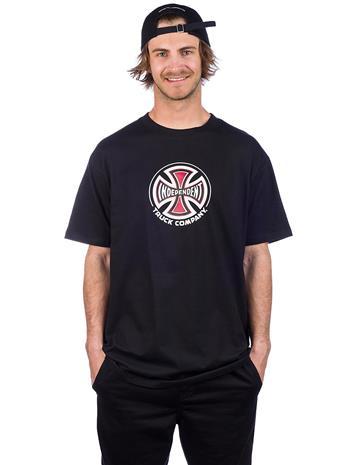 Independent Truck Co T-Shirt black Miehet