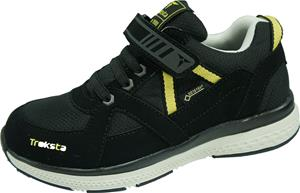 Treksta Trail Low Jr GTX Sneaker, Black 34