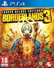 Borderlands 3 Super Deluxe Edition, PS4-peli