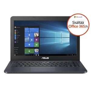 """Asus E402WA-FA064TS (E2-6110, 4 GB, 64 GB SSD, 14"""", Win 10), kannettava tietokone"""