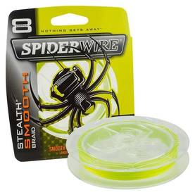 Spiderwire Stealth Smooth Yellow 0,20mm
