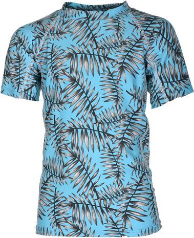 Lindberg Ocean UV-paita, Turquoise 86-92
