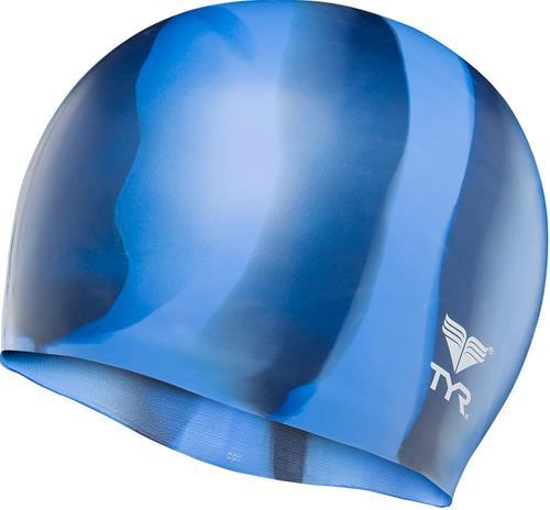 TYR Silicone uimalakki , sininen