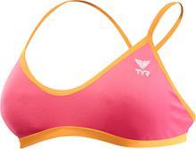 TYR Solid Trinity Naiset bikinit , vaaleanpunainen
