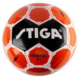 STIGA, Football, Thunder, Size 3, Orange