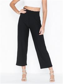 Pieces Pccurli Hw Cropped Pants