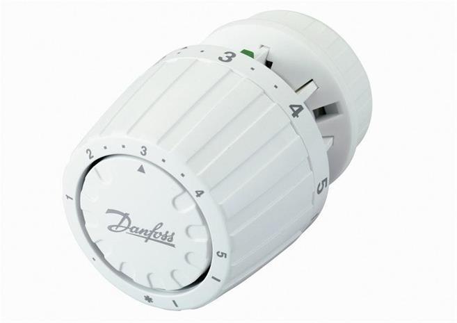 Patteritermostaatti Danfoss RA 2990 26C kiinto 13G2990