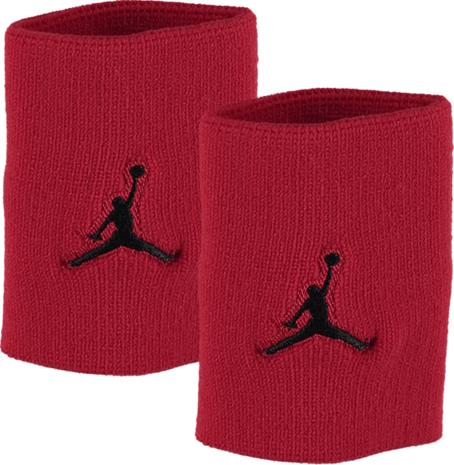 Jordan JUMPMAN WRISTBANDS GYM RED/BLACK