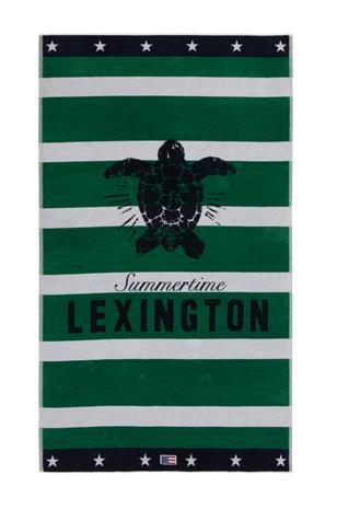"Lexington ""Rantapyyhe GraphicVelour Beach Towel"""