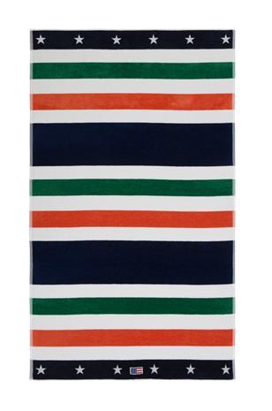 "Lexington ""Rantapyyhe Multi Striped Velour Beach Towel"""