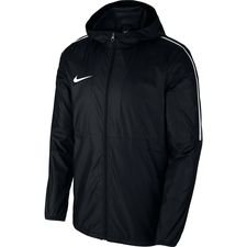 Nike Sadetakki Dry Park 18 - Musta/Valkoinen Lapset