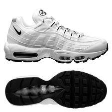 Nike Air Max 95 - Valkoinen/Musta