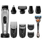 Braun Multi Grooming Kit MGK7020 Face, Head & Body, monitoimitrimmeri
