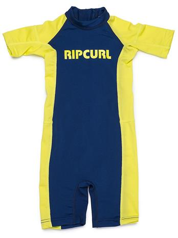 Rip Curl Grom Springsuit Lycra Youth lime