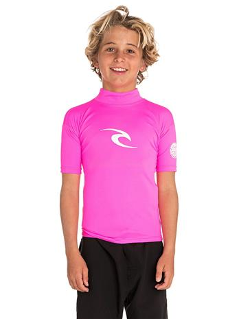 Rip Curl Corpo Lycra Youth hot pink