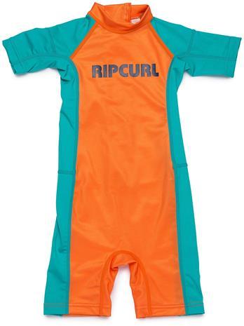 Rip Curl Grom Springsuit Lycra Youth orange