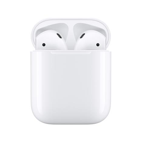 Apple AirPods ja latauskotelo 2nd gen. (MV7N2ZM), Bluetooth-nappikuulokkeet mikrofonilla