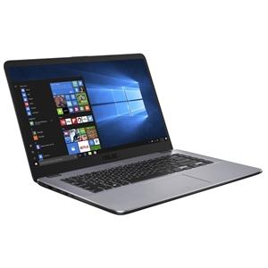 """Asus VivoBook 15 X505BA-EJ276T (A6-9225, 8 GB, 256 GB SSD, 15,6"""", Win 10), kannettava tietokone"""