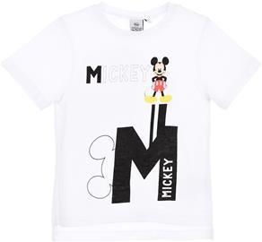 Disney Mikki Hiiri T-Paita, Valkoinen 3 vuotta